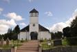 Östervallskog kyrka 8 augusti 2011