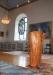 I bakgrunden dopaltartavlan målad av Erling Ärlingsson Uppladdad av:
