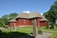 Predikstol som skänktes till gamla kyrkan 1684