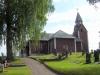 Rämmens kyrka vid sjön Rämmen
