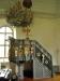 Anno 1736 står det på den vackra altaruppsatsen