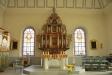 Den vackra altaruppsatsen