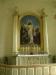 Kopia av Carl Blocks målning Christus Consolator
