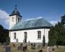 Lännäs kyrka innan senaste restaureringen. Foto: Åke Johansson.