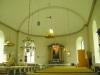 Predikstolen kom till då kyrkan radikalt ombyggdes 1833-35