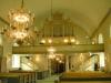Detalj orgelfasaden. Foto:Bertil Mattsson