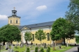 Kumla kyrka juli 2014