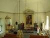 Predikstol från 1831 tillverkad av Johan Holmberg