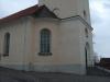 Kyrkan från utsidan.