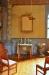 Två dopfuntar finns i kyrkan