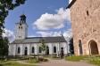 Fellingsbro kyrka och kastal 27 juni 2012