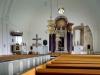 Nora kyrka på 90-talet. Foto: Åke Johansson.