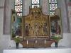 Altarskåp med fantastiskt skarp detaljskärpa