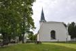 Fläckebo kyrka 25 juli 2012