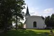 Fin miljö runt kyrkan