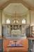 Altartavlan i tre delar målades 1928