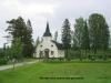 Öje kyrka vid Ogströmmen