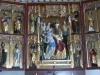 Det vackra altarskåpet.