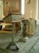Dopfunten från det gamla kapellet