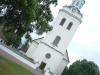 Orsa kyrka sedd från västra sidan