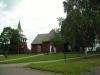 Sundborn kyrka 10 juli 2011