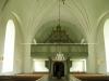 Orgelfasaden är från 1738