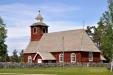Envikens gamla kyrka 10 juni 2015