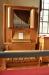 Orgeln i lillkyrkan