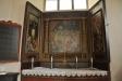 Altarskåpet i lillkyrkan
