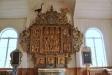 Det vackra altarskåpet från 1490-talet