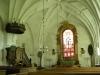 Predikstol från 1624