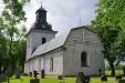 Grytnäs kyrka juli 2014