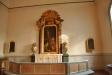 Altartavlan från 1830 av Carl Vilhelm Nordgren efter förebild i Hedvig Eleonora k;a Sthlm