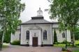 Ludvika Ulrika kyrka juli 2017