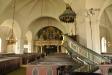 Predikstol i senbarock