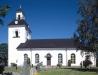 Ilsbo kyrka på 90-talet. Foto: Åke Johansson.
