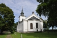 Hille kyrka i augusti 2013