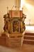 Modern altartavla i trärelief från 1963-65 av Harry W Svensson i Fägre
