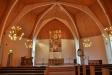 Gammal predikstol i ny omgivning