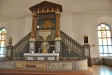Präktig altarpredikstol