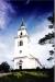 Mycket högt ligger kyrkan med milsvid utsikt