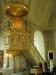 Dopfunten kommer från en tidigare medeltida kyrka