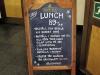 Bordsbeställning även på lunchen