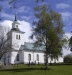 Sköns kyrka i sommarskrud