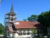 Kyrkan i juni 2009