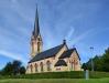 Gamla kyrkplatsen i Holm