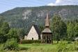 Lidens kyrka 10 juli 2014