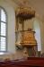 Predikstol från 1820-talet av Jonas Edler
