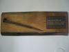 Smidd spik från 1800-talet som tillvaratogs vid korsbytet på tornet