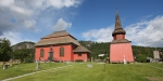 Stuguns gamla kyrka